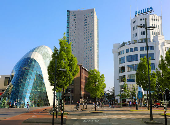 Nisbets Jobs | Careers Website | Our Locations | Eindhoven | City Centre Image.jpg