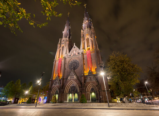 Nisbets Jobs | Careers Website | Our Locations | Eindhoven | St Catherines Church Image.jpg